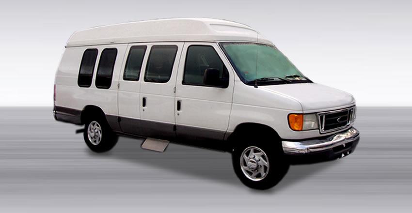 Hi Top Van