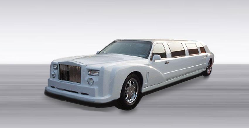Phantom Rolls Limo